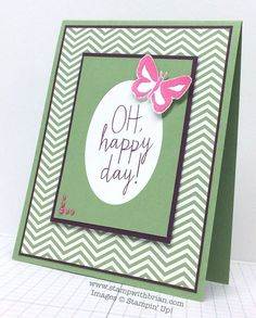 Build a Bouquet, Stampin' Up!, Brian King, PPA241