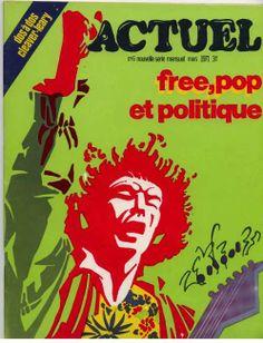 ACTUEL  mars 1971