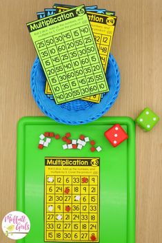 Multiplication and division fluency is such an important skill for grade students. In Unit 3 of the Grade Math Made Fun Curriculum, 4th Grade Multiplication, Multiplication Problems, Third Grade Math, Math Fractions, Grade 3, Maths, Math Crafts, Craft Stick Crafts, Fraction Activities