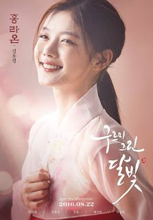 Pemain Drama Moonlight Drawn by Clouds