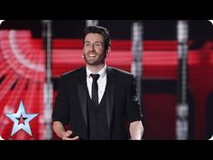 Can Jamie Raven ace the final? | Grand Final | Britain's Got Talent 2015 - YouTube