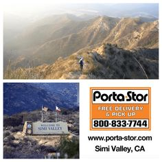 Need to rent storage containers in Simi Valley? Call Porta Stor at We also service Los Angeles and Santa Barbara Counties. Storage For Rent, Storage Rental, Simi Valley, Santa Barbara County, Ventura County, Moving Tips, Storage Containers, Places, Construction Companies