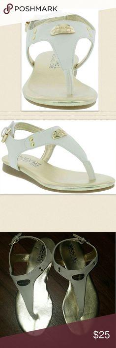 Size 2 Michael Kors. Girls sandals Brand new never worn perfwct condition but no box Michael Kors Shoes Sandals & Flip Flops