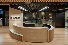 The new 1,500-square metre headquarters for Yamaha Music Australia pays homage to the brand's culture, values and history.