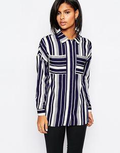 Vero Moda Stripe Shirt