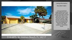 from $649,000 to $619,000 at 514  68Th St Holmes Beach, FL 34217 on Anna Maria island https://youtu.be/tYDqoR59gqU