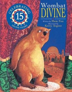 Booktopia has Wombat Divine by Mem Fox. Buy a discounted Hardcover of Wombat Divine online from Australia's leading online bookstore. Best Christmas Books, Aussie Christmas, Childrens Christmas, A Christmas Story, Childrens Books, Christmas Ideas, Australian Christmas, Christmas Nativity, Xmas
