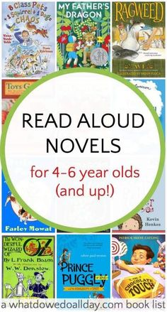 unique selection of read aloud chapter books suitable for 4 years old and up.Great, unique selection of read aloud chapter books suitable for 4 years old and up. Kids Reading, Teaching Reading, Reading Lists, Reading Time, Read Aloud Books, Children's Literature, 4 Year Olds, Library Books, Kid Books