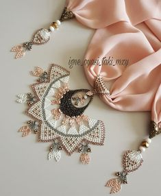 - Craft Hobbies - 50 Different Needle Lace – Hobbies – Hobbies - Diy Jewelry Rings, Diy Jewelry Unique, Diy Jewelry To Sell, Jewelry Crafts, Jewelry Art, Diy Crafts To Sell, Jewelry Design, Fashion Jewelry, Decor Inspiration