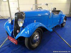 Amilcar C3 Licence Moyet 1934