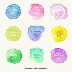 Millions of Free Graphic Resources. ✓ Vectors ✓ Stock Photos ✓ PSD ✓ Icons ✓ All that you need for your Creative Projects Lettering Styles, Hand Lettering, Abstract Sample, Label Design, Logo Design, Watercolor Design, Watercolour, Notebook Covers, Free Graphics