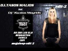 Peggi Zina-Na Sou Lew Ela-Reggaedon RMX  DjTasos Malios ft DjKostas Maur...
