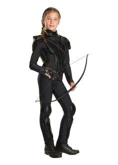 Katniss Everdeen Costume #thehungergames