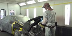 Our work with Carborundum ensures quality repair every time! Don't believe it, see it for yourself. (Don't forget to subscribe to our YouTube channel!)  #repair #work #service #autobody