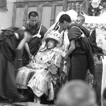 Nechung Oracle, the Chief State Oracle of Tibet