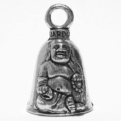 Guardian® Buddha Om (Aum) Motorcycle Biker Luck Gremlin Riding Bell