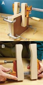 WOOD ONLINE, created by WOOD magazine editors, is the internet's most-visited information site for woodworkers interested in woodworking. The site contains discussion groups, shop tours, woodworking plans, shop tips, listing of woodworking clubs, and more