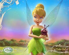 Tinker Bell | Wallpaper - Tinker Bell - Summer