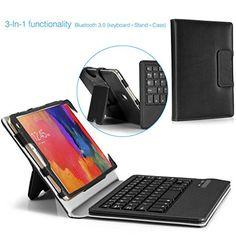MoKo Samsung Galaxy Tab S 10.5 Keyboard Case - Wireless Bluetooth Keyboard Cover for Samsung Galaxy Tab S 10.5 Inch Android Tablet, BLACK (With Smart Cover Auto Wake / Sleep) MoKo http://www.amazon.ca/dp/B00K9VYP9M/ref=cm_sw_r_pi_dp_pHWnub0M0PPQJ