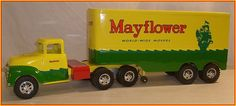 1957 Custom Tonka Mayflower Semi