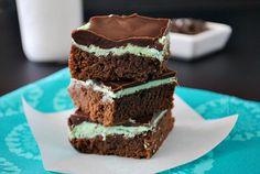 Menta y chocolate es una combinación que tiene muchos fanáticos. ¿Qué te parece esta receta de brownie original?