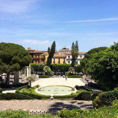 Villa Bellini, Catania  #summer #Sicily #Italy #estate #Sicilia #Italia #лето #Сицилия #Италия