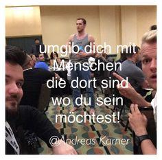 Leadership Andreas, Leadership