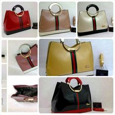 GUCCI GLOSSY 6474 SUPER UK.33x23x13 - 300rb