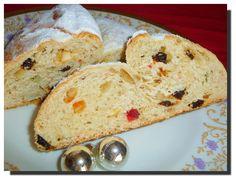 Vánoční štola – PEKÁRNOMÁNIE Bread, Food, Basket, Brot, Essen, Baking, Meals, Breads, Buns