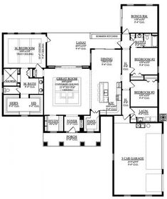 Home Building Construction Floor Plans