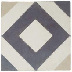 Encaustic Grau Floor Tile
