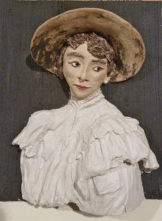 Dutch Girl in White
