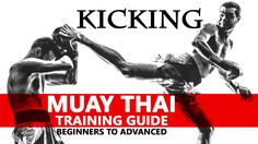Fight Vision presents educational film: Muay Thai Training guide. Beginners to advanced. Part 1 - Kicking. The purpose of this film to instruct Muay Thai ent...