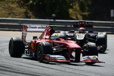 Massa en Grosjean