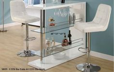 Modern Dining Room Furniture, Glass Dining tables, Bar Tables and stools in Toronto, Mississauga and Ottawa