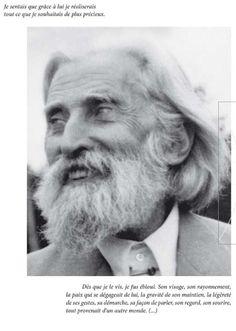 DIVIN sur TERRE : Le maître Omraam Mikhaël Aivanhov est un de ces livres vivants.