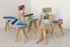 1 | A Furniture Collection Made Entirely By Wind Power | Co.Design: business + innovation + design