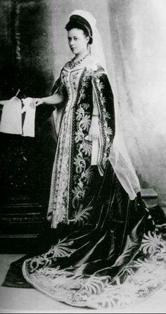 """Princess Maria Borisovna Scherbatova.   """"AL"""""""