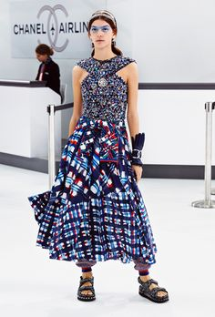 Chanel's+Latest+Collection+Is+as+Good+as+Everyone+Says+via+@WhoWhatWearUK
