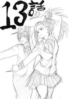 Iida and Yaoyorozu (Iida why are you like this) Boku No Hero Academis