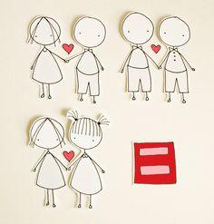 Support Gay Marriage caracarmina-atelier