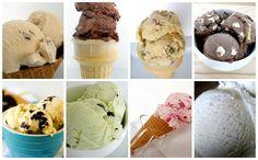 Classic Ice Cream Recipes