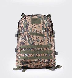 largecapacity military fans pack outdoor camping camouflage backpack * For more information, visit image link.