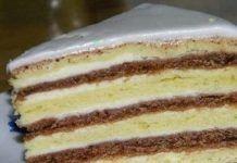 Вспомним детство — любимый торт «Мишка на севере»