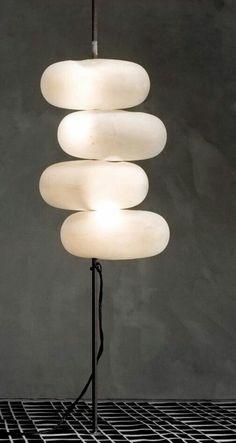 """52fridaze: """"Tim Dixon kebab floor lamp v pinterest """""""