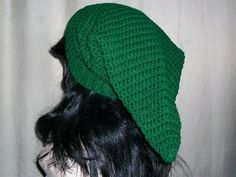 Zelda Link Crochet Hat.. I made 7 of these in different colors for family Halloween costumes. we were the 7 dwarves! we won the family costume contest  . . Colleen ;)