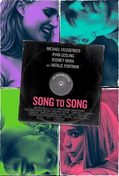 Song to Song póster