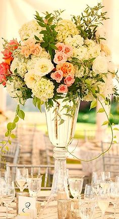 beautiful centerpiece....