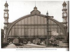 Station Antwerpen-Centraal anno 1910.