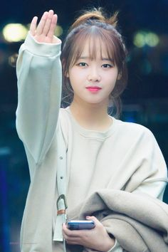 Kfashion Ulzzang, Ulzzang Girl, Kpop Aesthetic, Aesthetic Clothes, Kpop Girl Groups, Kpop Girls, Stage Outfits, Casual Outfits, Choi Yoojung